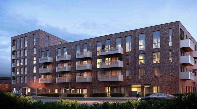 acton gardens new homes