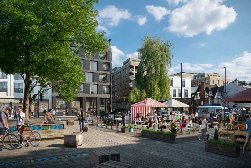 The brentford project ballymore