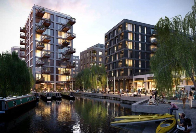The Brentford Project: New Riverside Apartments in West ...