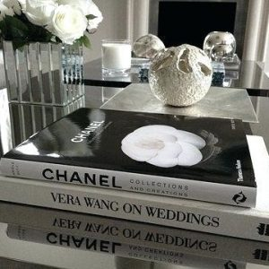 Chanel coffee book