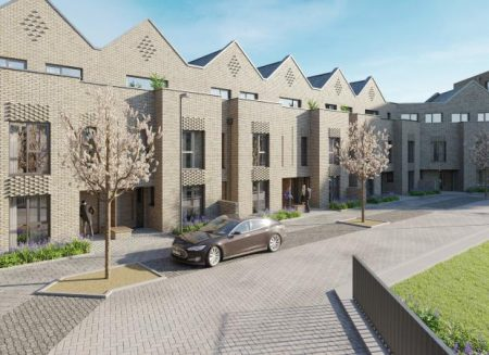New Homes At New Avenue Oakwood - countryside properties