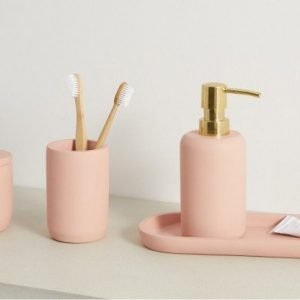 Ren Soap Dispenser & Storage Set