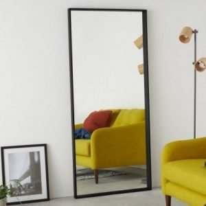 Wilson Oak Extra Large Floor Mirror