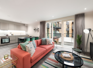 Shared Ownership homes at Patchworks in Islington