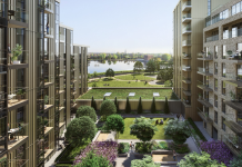 Heron Quarter, a brand new collection of 1 & 2 bedroom apartments available with Shared Ownership situated in the much sought-after Woodberry Down development