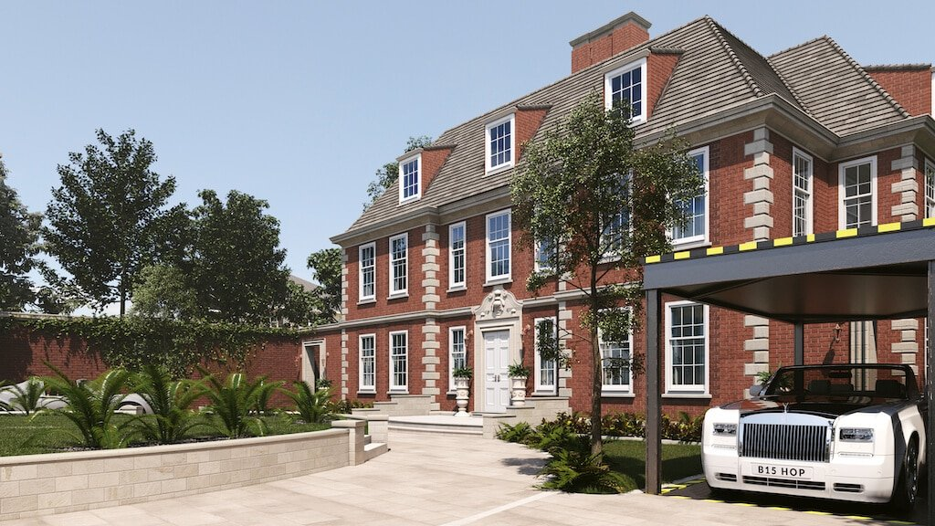 Avenue House, The Bishops Avenue