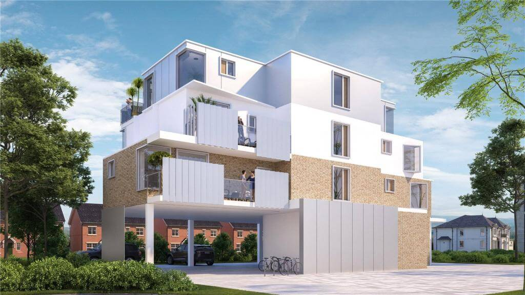 Ivory Court, Palmers Green