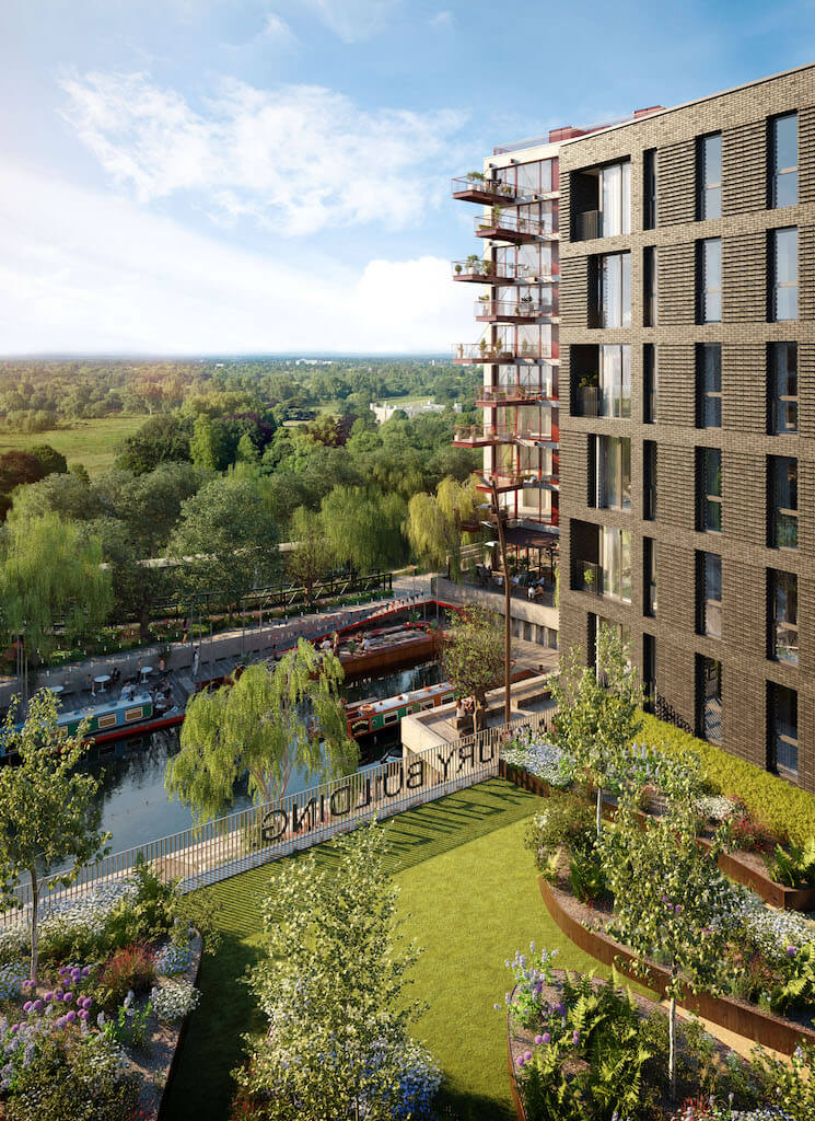 The Brentford Project By Ballymore